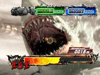CRジョーズ ~i'ts a SHARK PANIC~ 演出