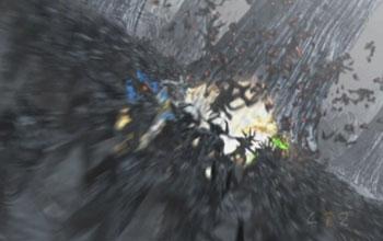 CR牙狼復刻版XX 演出