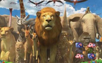 CRそれゆけ野生の王国 演出