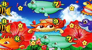 CRスーパー海物語IN沖縄4 ハイビスカスモード演出