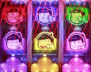 CRおそ松さんTHEドラム 全力バタンキューリーチ1