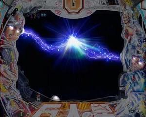 CR巨人の星 情熱の炎 気合い予告