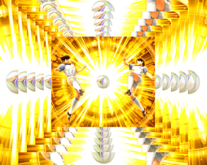CRキャプテン翼 黄金世代の鼓動 無限液晶2