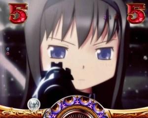 CR魔法少女まどか☆マギカ まどかVer 魔法少女リーチ ほむら