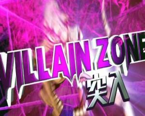 CRアメイジングスパイダーマン villian zone
