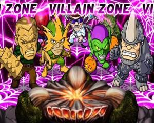 CRアメイジングスパイダーマン villian zone2