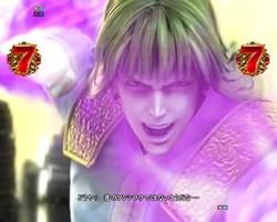 CR北斗の拳7 百裂乱舞 バトル系リーチ