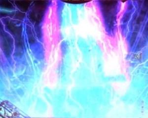 CRミリオンゴッドディセント 神の雷予告