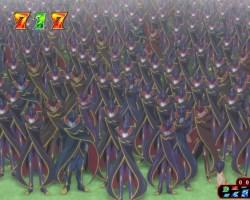 CRコードギアス反逆のルルーシュ~エンペラーロード~ 100万人のゼロ