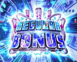 CRボウリング革命P★LEAGUE REGULAR BONUS