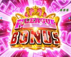 CRボウリング革命P★LEAGUE P★LEAGUE BONUS