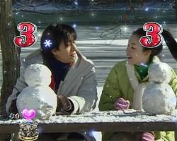 CR冬のソナタ Remember 雪だるまリーチ