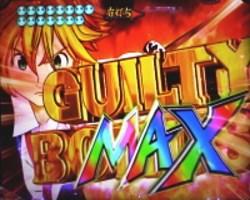 CR七つの大罪 GUILTY BONUS MAX