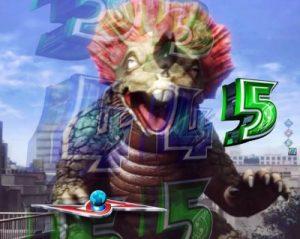 ウルトラセブン2 カプセル怪獣リーチ