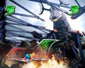 ウルトラセブン2  怪獣リーチ