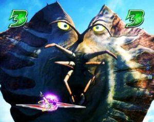 ウルトラセブン2  vsビラ星人