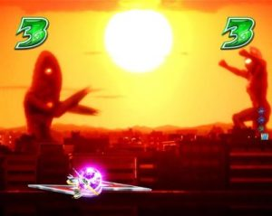 ウルトラセブン2  vsメトロン星人