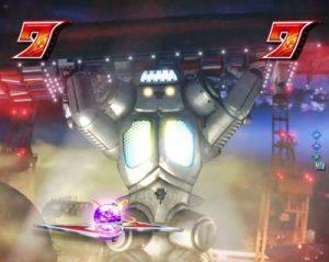 ウルトラセブン2  最終決戦キングジョーリーチ