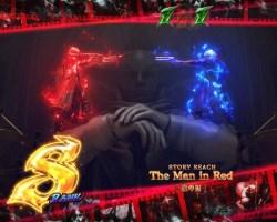 CRデビルメイクライ4 VS赤の男