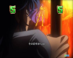 CR聖闘士星矢4 エピソード系リーチ