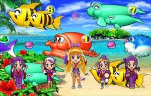 PAスーパー海物語 IN 沖縄2 ミニキャラステップアップ予告