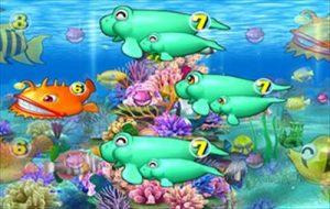 PAスーパー海物語 IN 沖縄2 珊瑚礁系リーチ