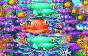 PAスーパー海物語 IN 沖縄2 魚群予告