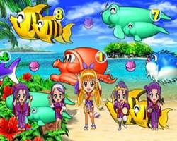 Pスーパー海物語IN沖縄2 ミニキャラステップアップ予告
