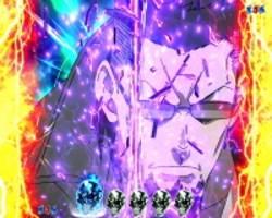 CRブラックラグーン3 斬撃ルーレット連続予告