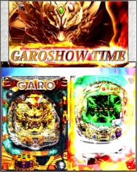 CR牙狼TUSK OF GOD GARO SHOW TIME
