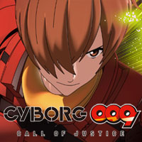PA CYBORG009 CALL OF JUSTICE N-X1
